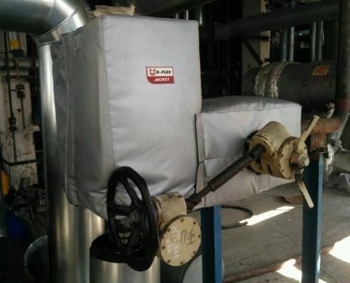 Термочехол на нестандартное оборудование